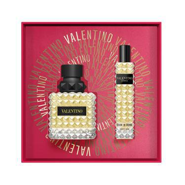 Born in Roma Yellow Dream Gift Set For Her 50 ML