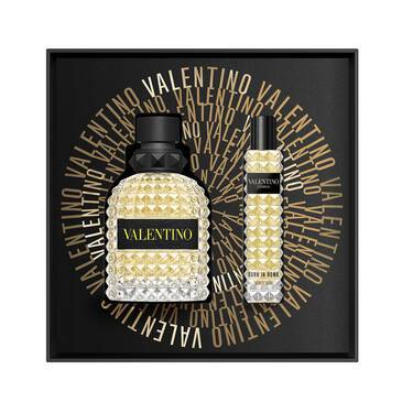 GIFT SET BORN IN ROMA YELLOW DREAM FOR HIM 50 ML